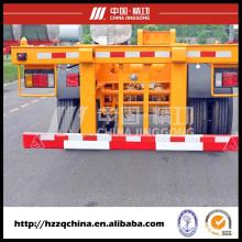 Le fabricant chinois offre la remorque de récipient d'expédition (HZZ9341TJZ) avec le meilleur service