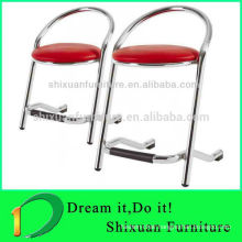 Simple Design Durable Metal Bar Chairs Bar Stool B-001