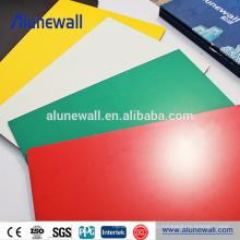 Alunewall 2 Ширина покрытие PVDF Внешняя алюминиевая составная панель для 20 лет гарантии