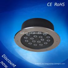 Luz subterránea LED
