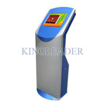 "19"" Touch Screen Interactive Information Kiosk For Retail Ordering Payment"