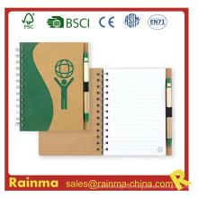 A4 A5 A6 Notizbuch für Förderung