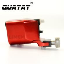 O OEM QRT12 vermelho da máquina giratória de alta qualidade da tatuagem do QUATAT aceita