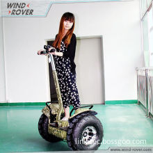 Electric Motor Scooters for Adults Wind Rover V4+ 1800W Power