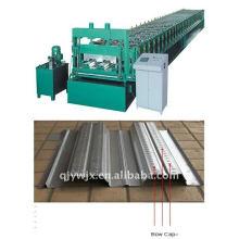 QJ 75-344-688 deck de piso automático máquina de prensagem