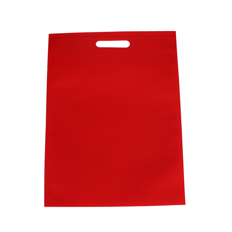 Red Non Wonven Tote