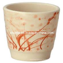 Taça de louça de melamina 100% (AG634H)