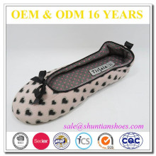 New Arrival Cheap Cute Indoor Outdoor Ballerina Flats