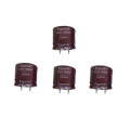 Snap in Aluminum Electrolytic Capacitor 105c Tmce18-20