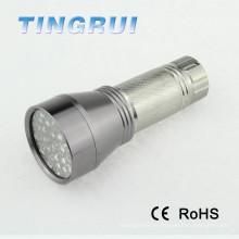 Venta caliente de aluminio potente mini llevó la antorcha 30 32 40 llevó linterna