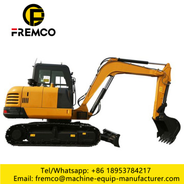 FREMCO Digging Machine with Hydraulic System