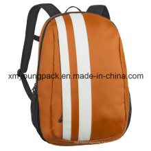 Fashion Tarpaulin Laptop Computer Backpack Travel Bag
