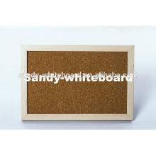wooden frame cork board High Quality Office