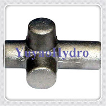 Schmiedeteile Speical Hydraulic Cross Forged Fittings