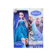 Venta al por mayor Muñeca de plástico Elsa Toy de 11.5 pulgadas de Grils (10226110)