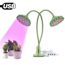 Clamp Lotus Seedpod led Clip grow light 20w
