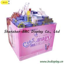 Carrinho de contador de papel de creme dental (B & C-C015)