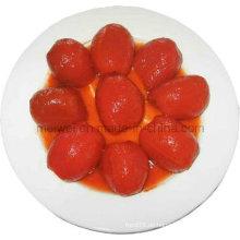 Dose geschälte Tomate mit Fabrik Preis