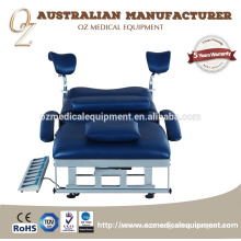 Gynecological Examination Chair Functions Cardiac Bed