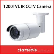 1200tvl impermeable IR CCTV cámara de seguridad de la bala (W24)