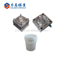 High Quality Wholesale Fashion Bucket Plastic Moulding Plastic Pail Mould