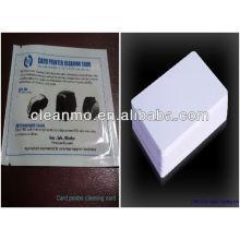 Lector de tarjetas ATM Tarjeta de limpieza / tarjeta de cajero automático / cajero automático limpio
