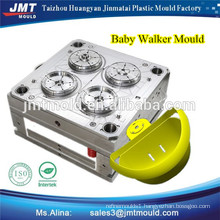 high quality plastic injection 3d plastic toy molds for baby walker