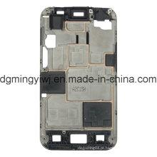 As vendas aquecidas da liga do Magnesium morrem a carcaça para carcaças do telefone (MG1232) com usinagem do CNC feita na fábrica chinesa
