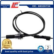 Auto Truck Brake Pad Wear Sensor Thickness Transducer Indicator 68326734, 20526768, 2.40573, 20928544, 21390375 for Volvo Truck