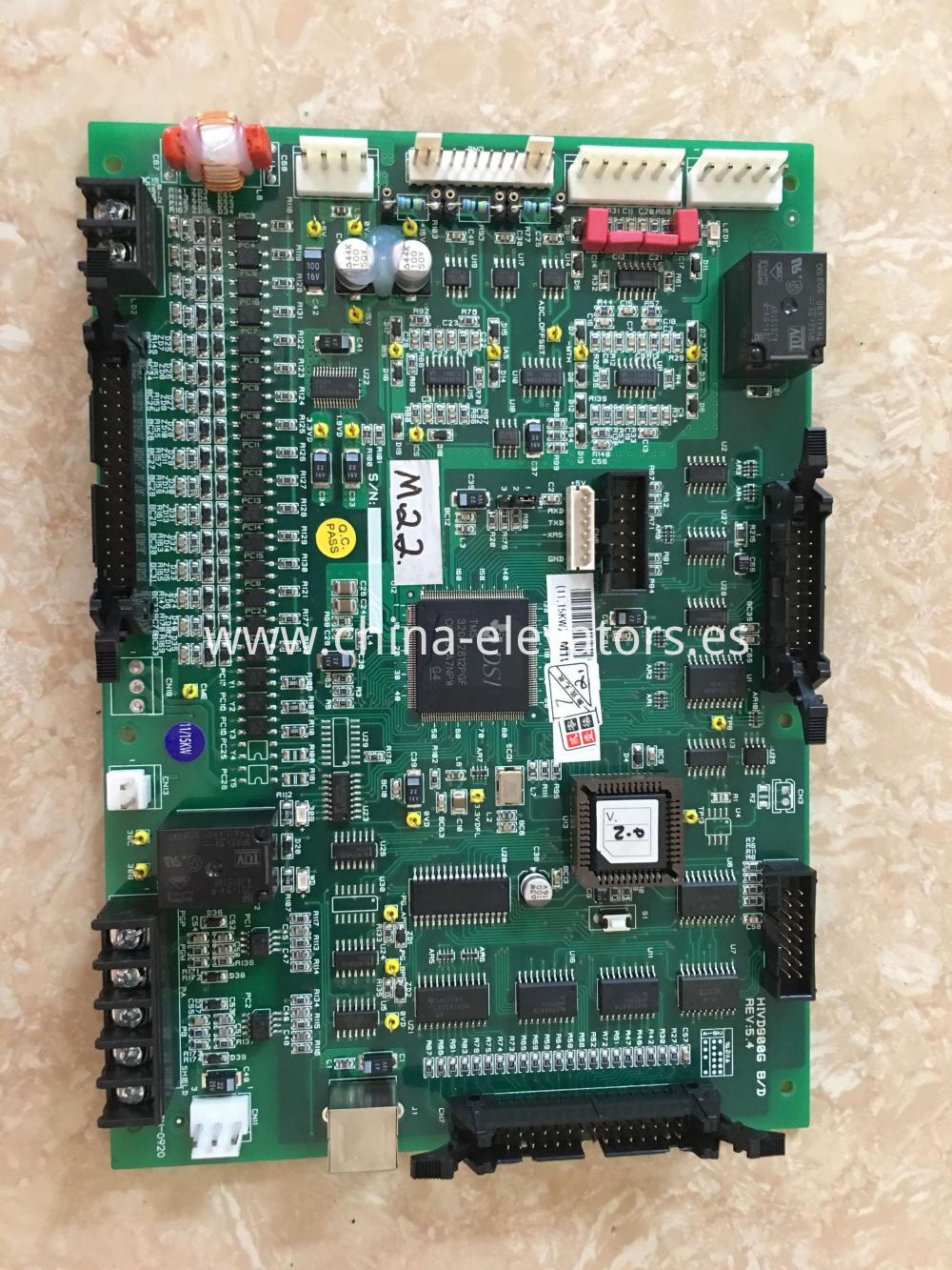HIVD900G Inverter Mainboard for Hyundai Elevator