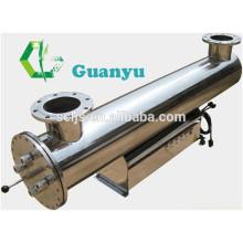 14w esterilizador uv / esterilizador de acero inoxidable / agua del grifo equipo de esterilización filtro de agua antibacteriana