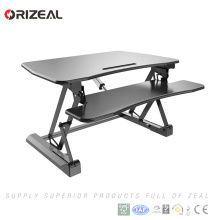 2018 ergonomic height adjustable standing desk electric office standing desk converter