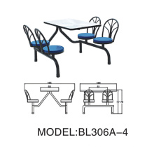 Hot Sale Dining Table Chair Bl306A-4