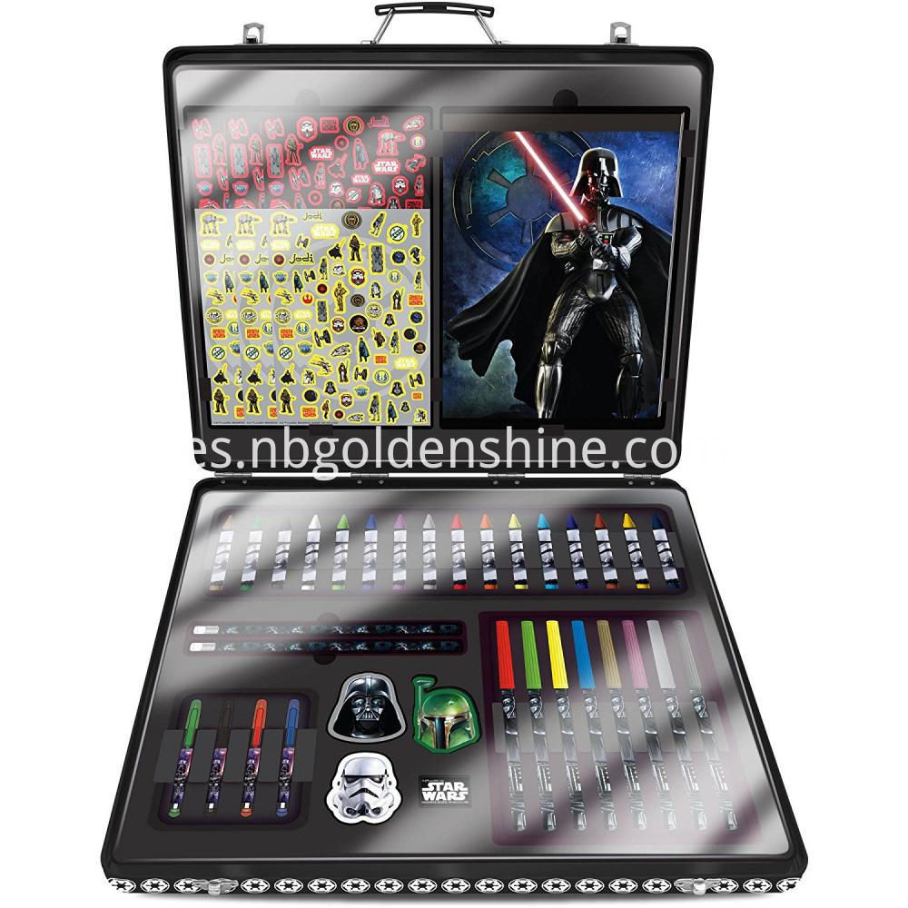 Star Wars?Kids Deluxe Stationery Pencil Case
