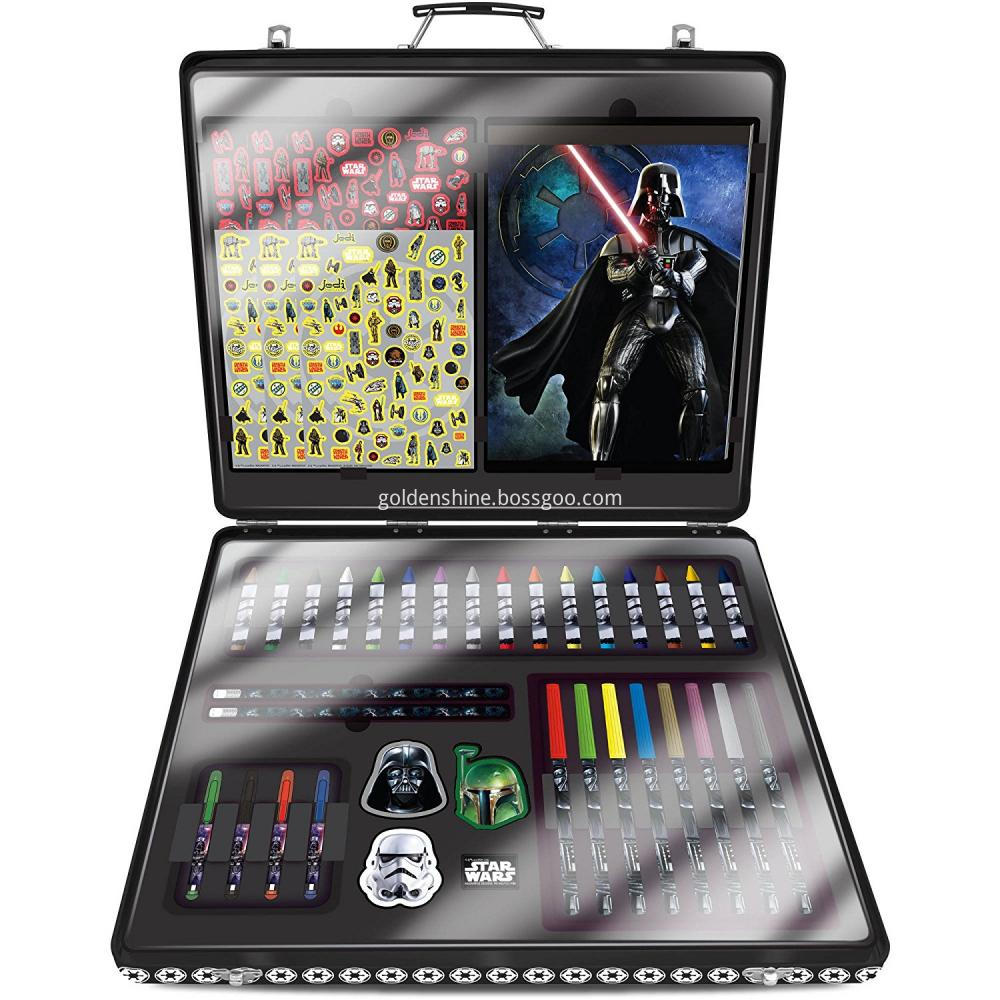 Star WarsKids Deluxe Stationery Pencil Case