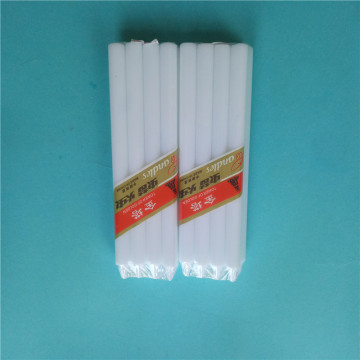 Pek Vokasional Cellophane Lilin Putih Tanpa Smokeless