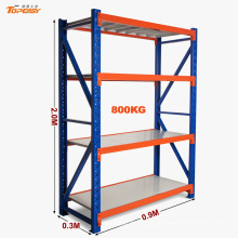 900*300*2400 mm light duty industrial shelving for bulk storage