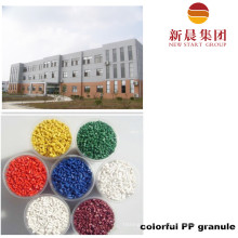 Colorful Recycled Injection PP Granule