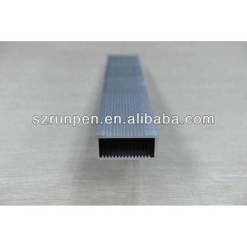 High Precision Extrusion Aluminum LED Part