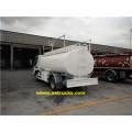 Camiones de reabastecimiento de combustible móvil JAC de 1300 galones