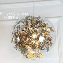 Glass Hanging Lamp for Home Decoration A75-1