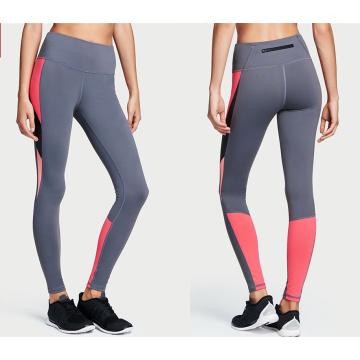 Leggings Colorblock Athletic Close Fit Workout