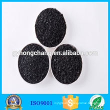 Activated charcoal for industrial uses