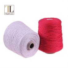 Topline hilo de mezcla de nylon de algodón de cinta de calibre 1.5