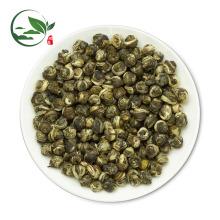 Top Quality Chinese Dragon Pearls Jasmine Green Tea