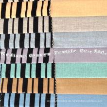 Cut Pile Velvet Soft Home Textile Stoff für Sofa
