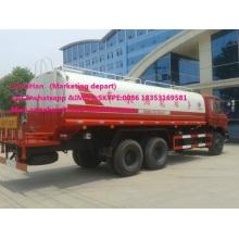 Vattentank spraytruck av sinotruk howo7