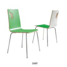 Chaises de salle à manger en bois moderne Apprearance