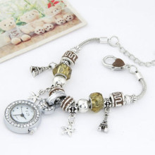 Reloj caliente de la joyería de la venta para las mujeres