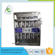 Multiple Effect Distiller Machine for Injection